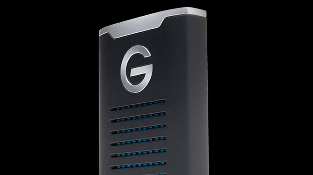 G-DRIVE™ Mobile  SSD R-Series