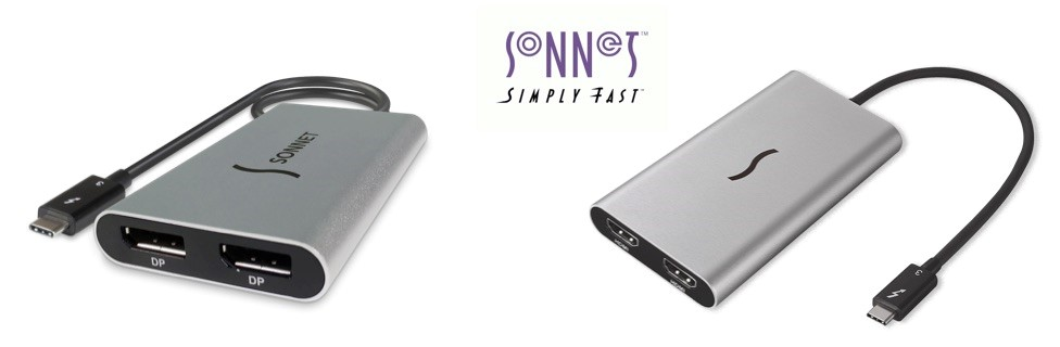 Sonnet Thunderbolt 3 Adapter