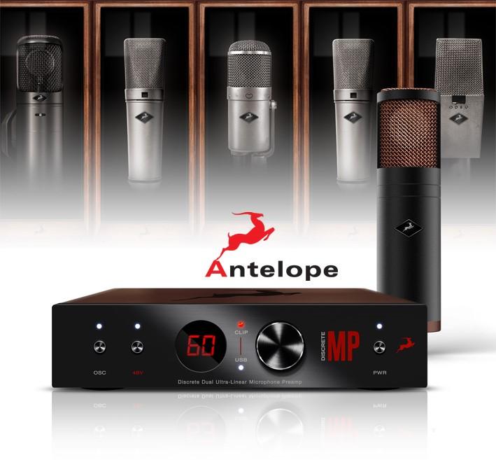 Antelope Audio – Edge Strip