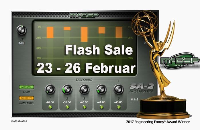 mcDSP Flash Sale