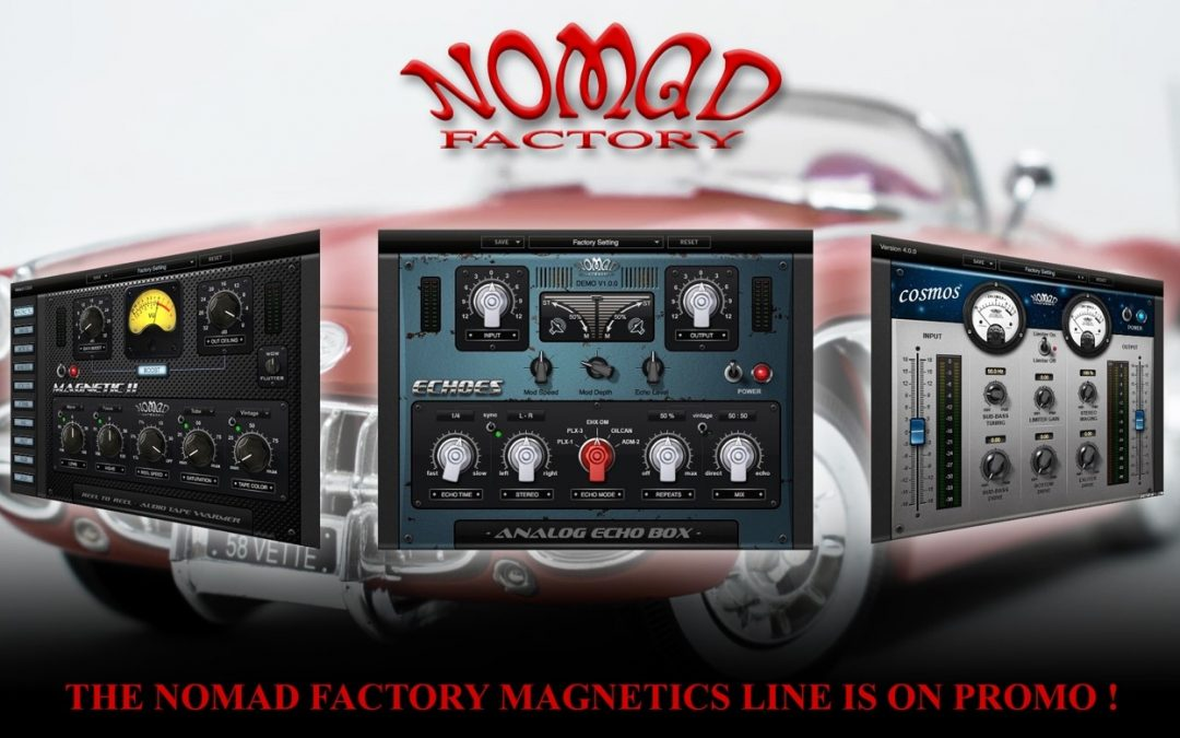 Nomad Factory Bundle Promo