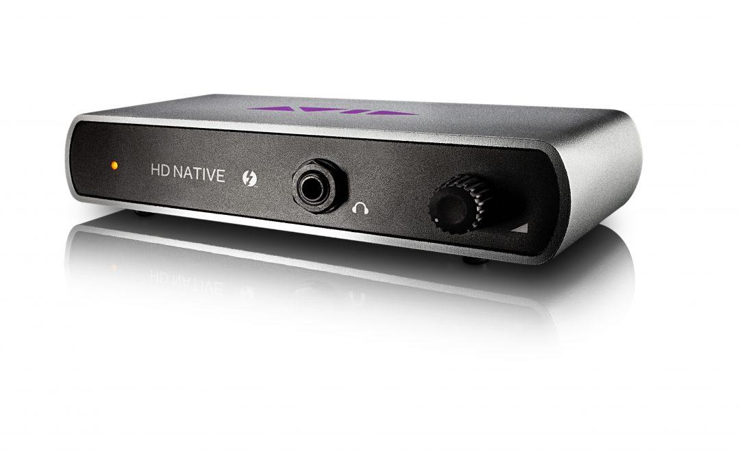 Avid Pro Tools HD Native TB Core