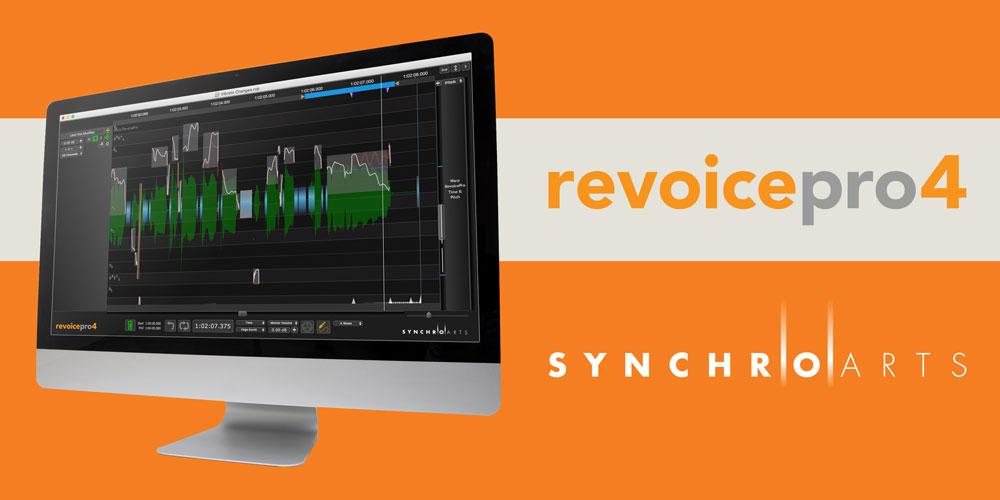 SynchroArts – Revoice Pro 4
