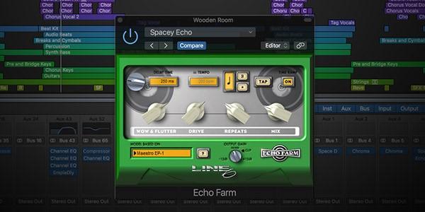 Line6 Echo Farm