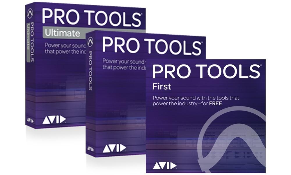 Pro Tools 2018.4