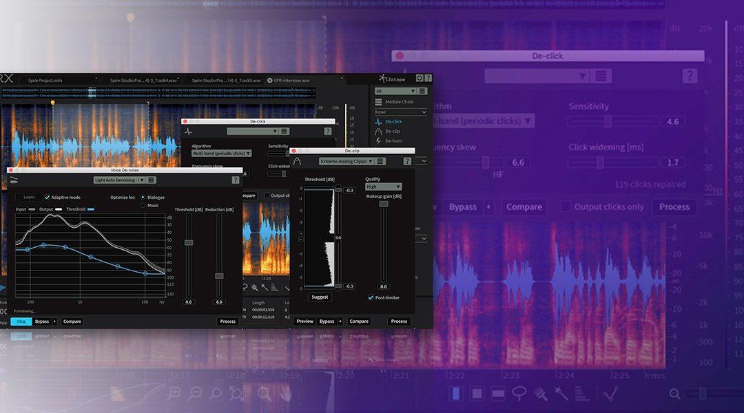 iZotope RX Elements für Avid User