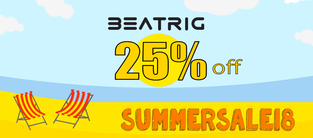 Beatrig -25% Summer Sale