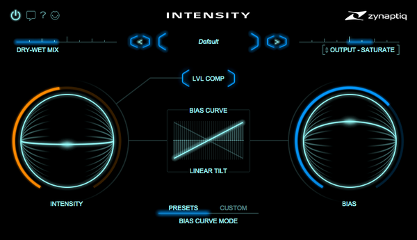 "Zynaptiq ""Intensity"""