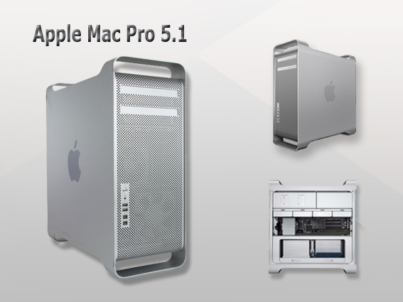 Apple Mac Pro 5.1  Dual Core