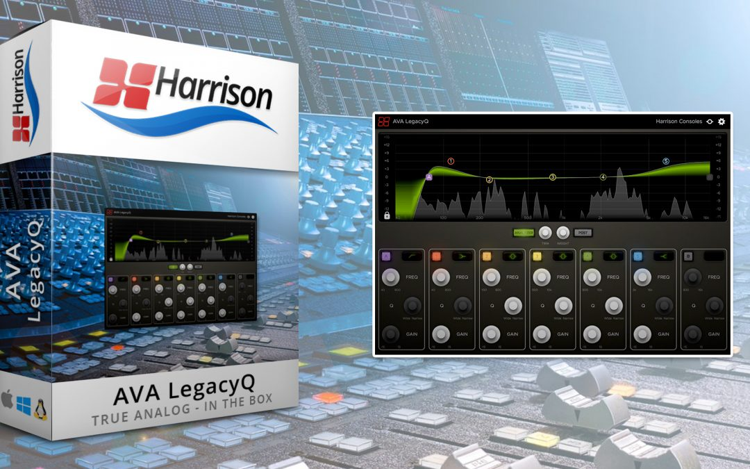 Harrison AVA LegacyQ