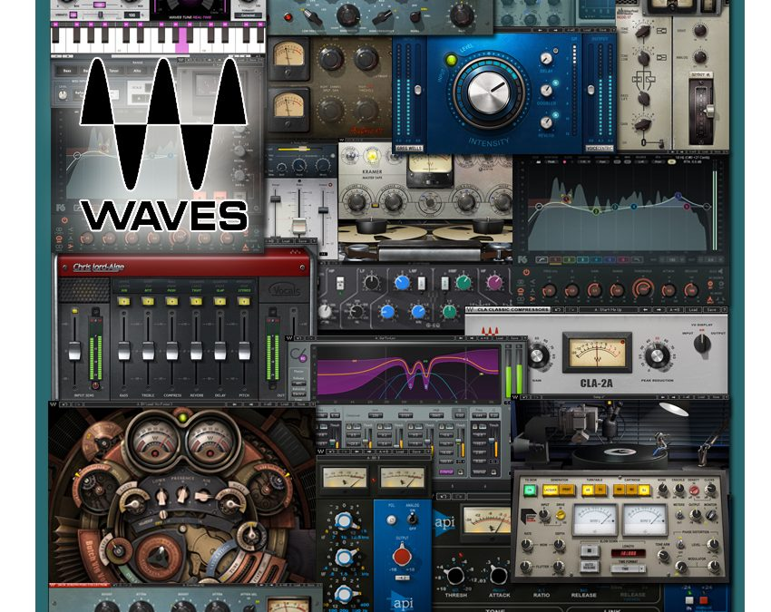 Single Waves Plugins um € 28.- inkl. Mwst