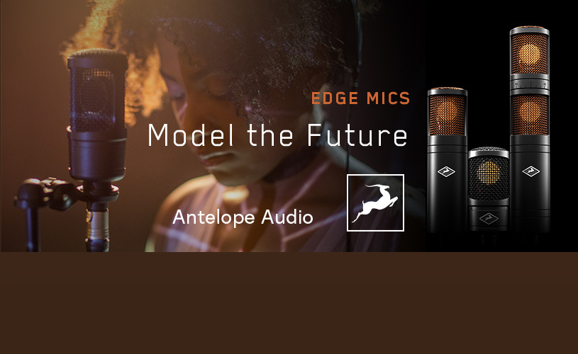 Antelope Audio – New Edge Family