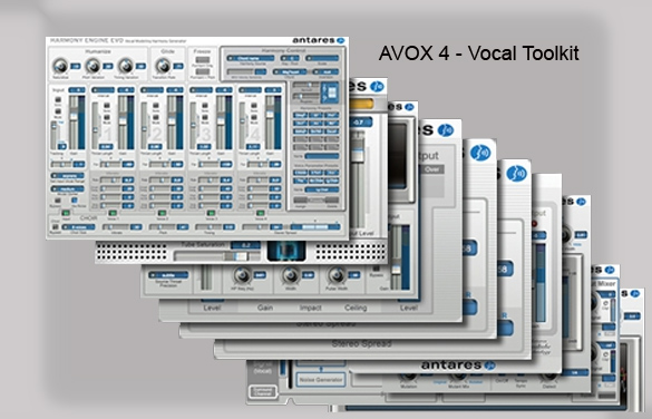 Antares AVOX 4 Vocal Toolkit