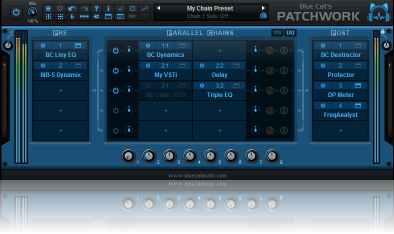 Blue Cat Audio – Patchwork Plugin