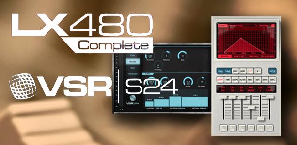 LX480 Complete und VSR|S24 Bundle