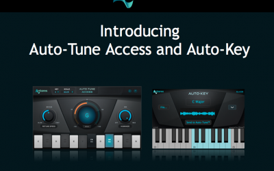 Neu: Antares Auto-Tune Access und Auto-Key