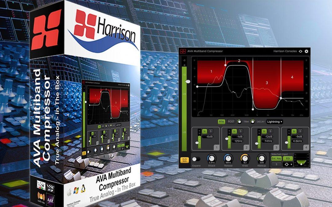 AVA Harrison Multiband Compressor