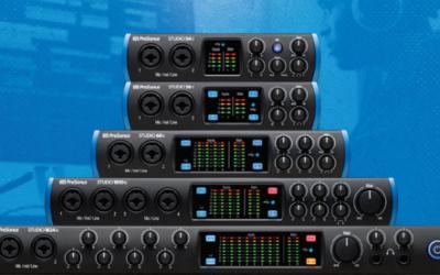 Presonus Audio Interface mit USB-C