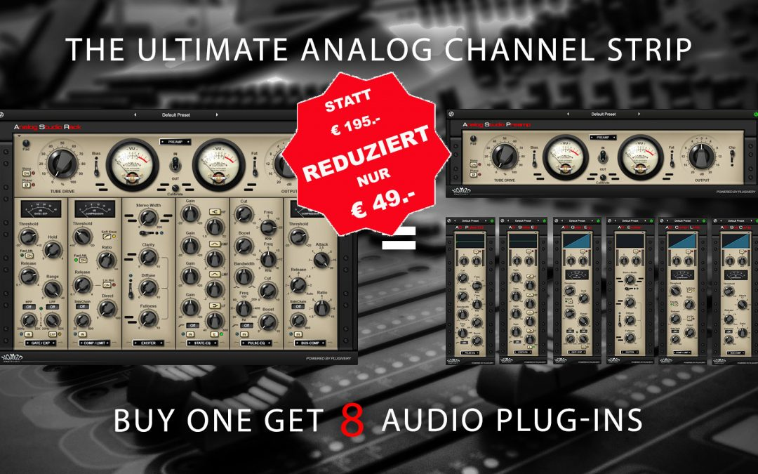 Ultimative Analgo Channel Strip