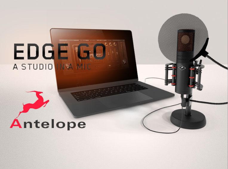Antelope Edge Go – A Studio in a Mic