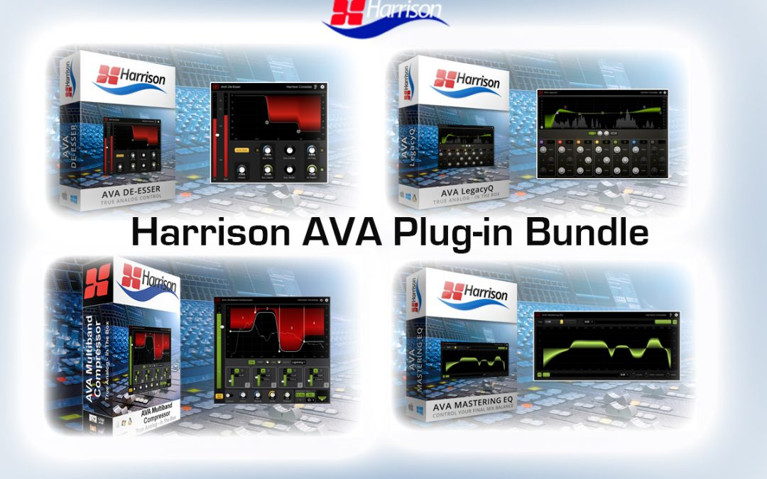 Harrison Console AVA Plug-in Bundle