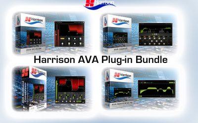 Harrison Console AVA Plug-in Bundle