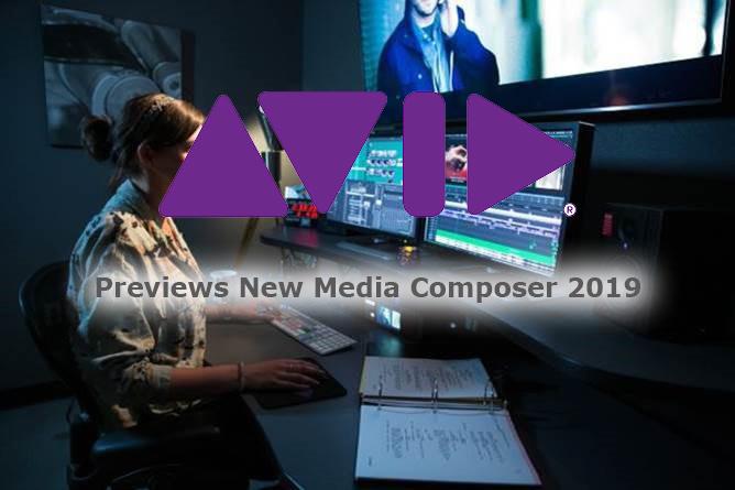 Previews Avid Media Composer 2019