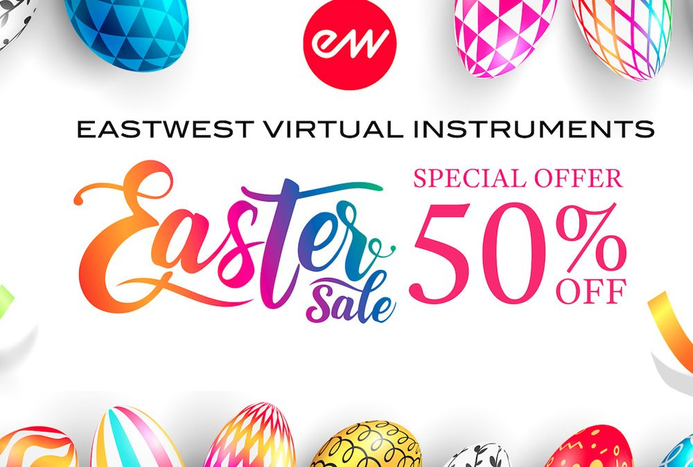 Easter Sale bei EAST WEST mit -50% off