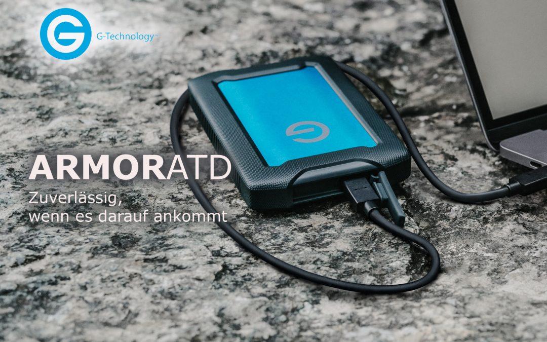 G-Technology ARMOR_ATD Drive