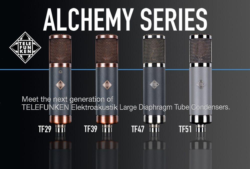 Telefunken Alchemy Serie