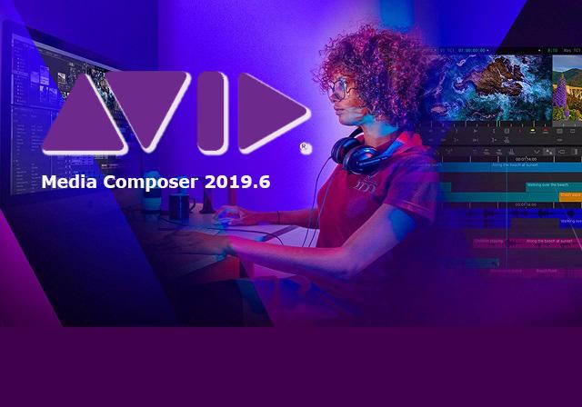 Avid veröffentlicht Media Composer 2019.6