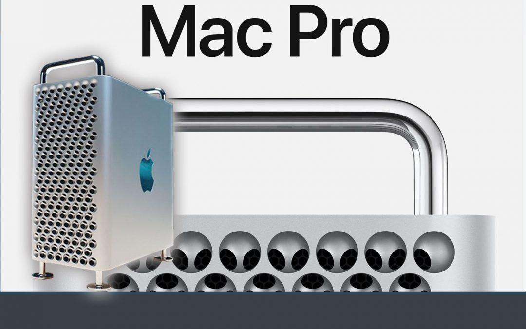 Neuer MacPro auf der WWDC 2019 vorgestellt