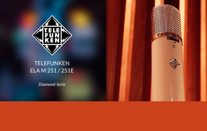 Telefunken ELA M250/251