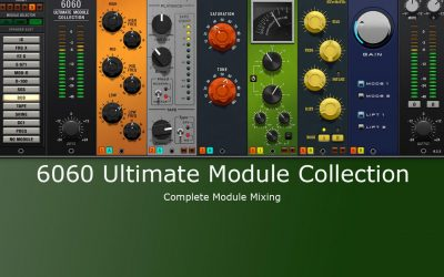 mcDSP 6060 Ultimate Collection Promo