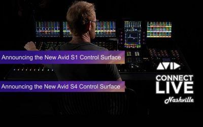 Ankündigung von Avid S4 und Avid S1