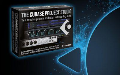 Cubase Project Studio Bundle