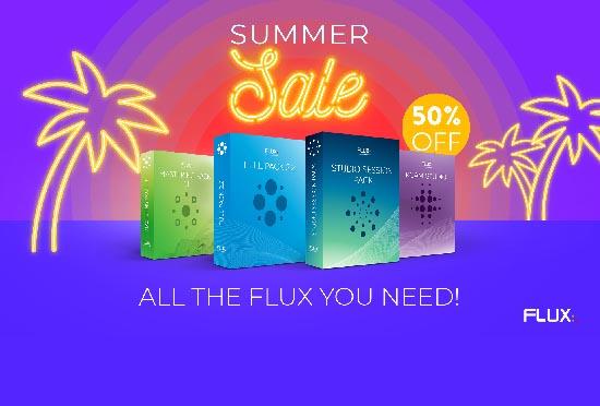 Flux Summer Sale 2019 – zeitlich begrenzt