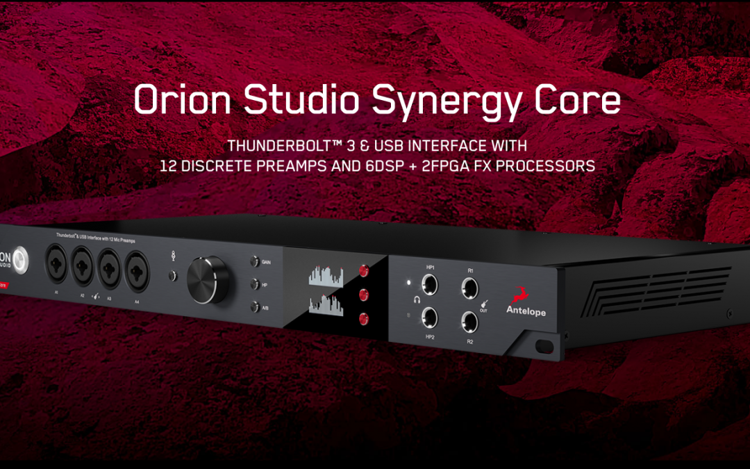 Antelope Orion Studio Synergy Core
