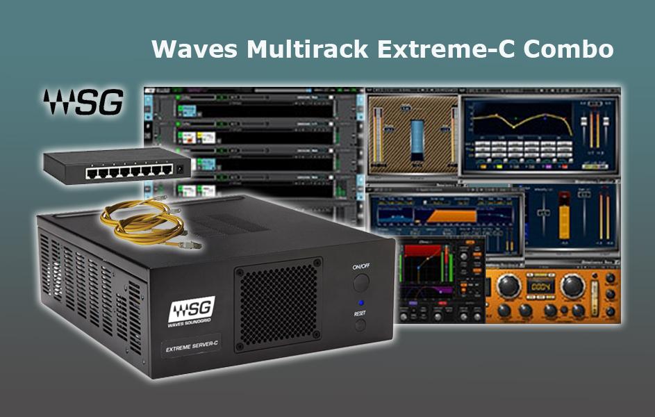 Neuvorstellung – MultiRack Extreme-C Combo
