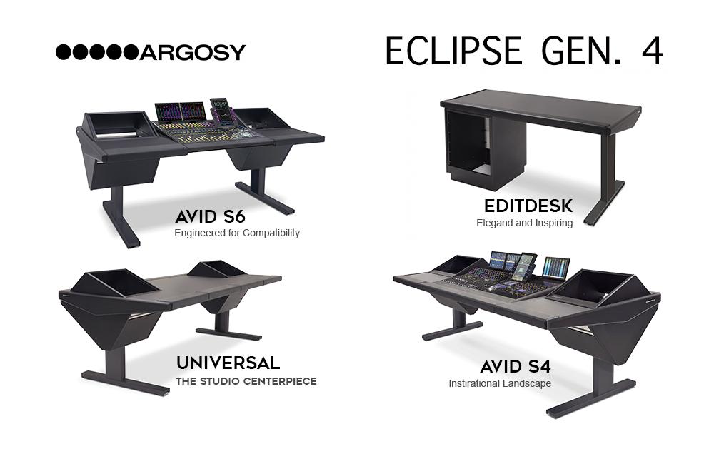 Argosy Studiomöbel – Eclipse Gen. 4
