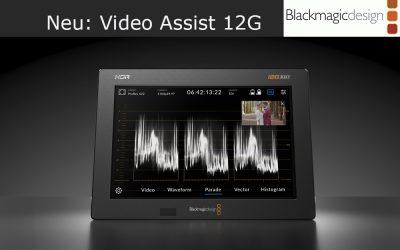 Blackmagic Design – Video Assist 12G