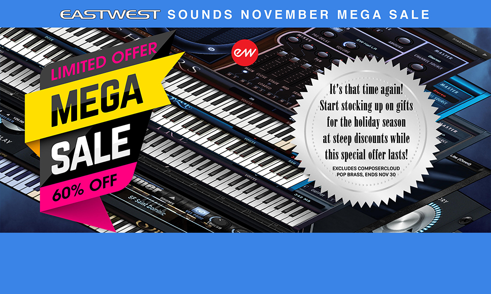 East West Mega Sale – 60% OFF