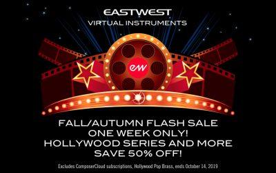 East West Flash Sale noch bis Montag