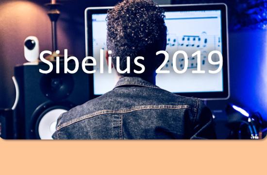 Avid Sibelius 2019.9 – Update verfügbar