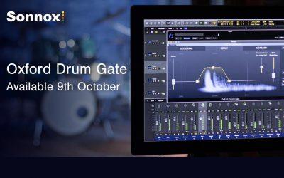 Sonnox – Intelligentes Drum Gate Plugin