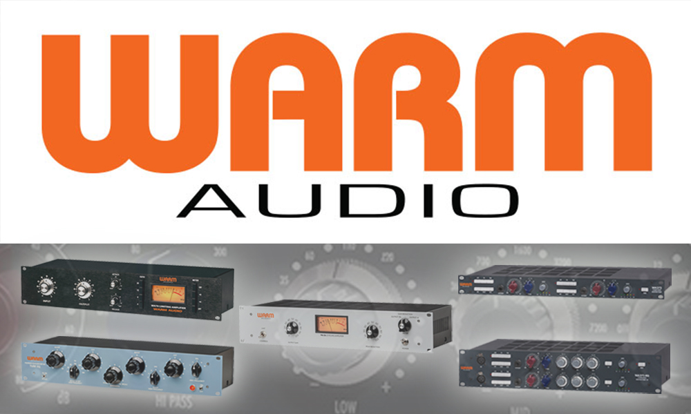 Warm Audio – Qualität zum erschwinglichen Preis