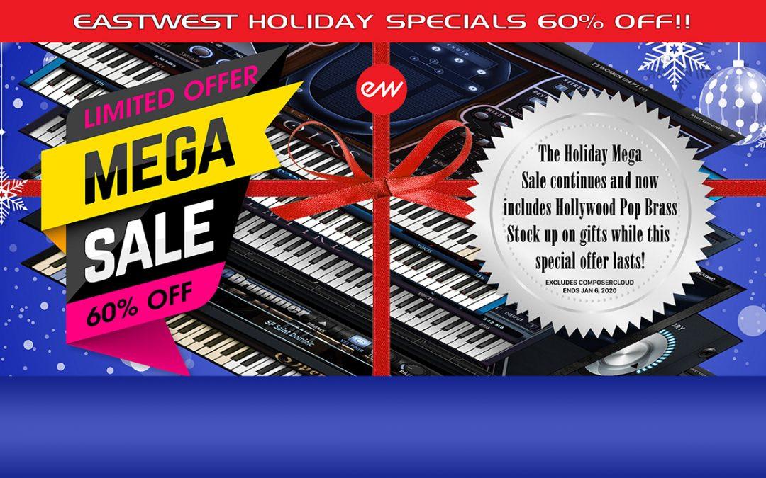 EastWest Special bis Ende Dezember