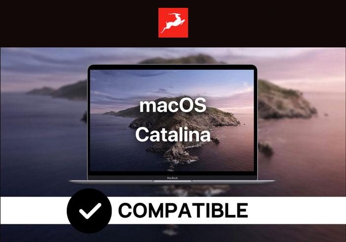 Antelope Audio Produkte macOS Catalina kompatibel