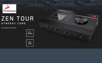 NEW: Antelope Zen Tour Synergy Core