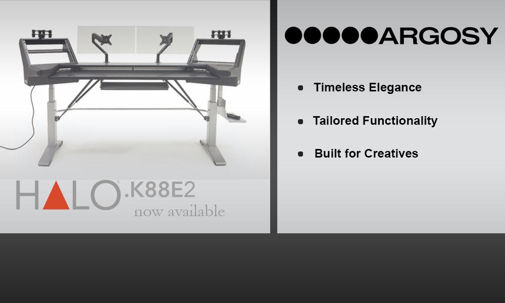 Argosy Console – HALO K88E2 jetzt verfügbar